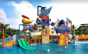 waterpark PIK Jakarta