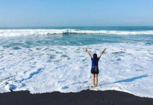 Pantai Bopong Kebumen 2
