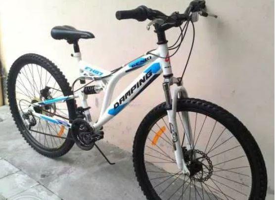 Sepeda Gunung Genio harga 1 Jutaan