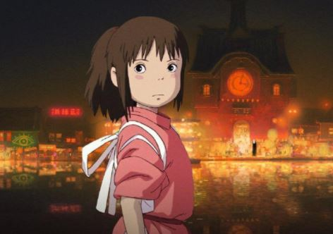 Film anime Spirited Away
