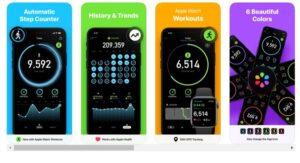 Aplikasi Penghitung Kalori iPhone