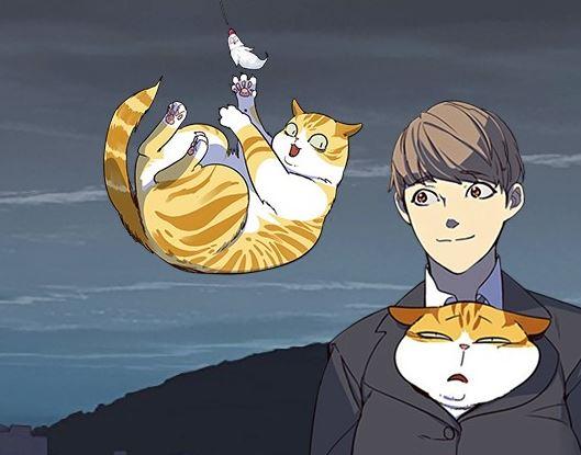 Komik Manhwa Webtoon yang Mirip Seperti Eleceed