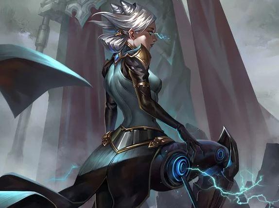 Hero Camille LoL Wild Rift Runes Build Item Guide Role Counter Terbaik 2020