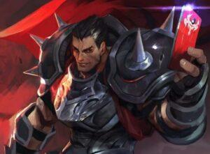 Hero Darius LoL Wild Rift Runes Build item Role Counter Terbaik