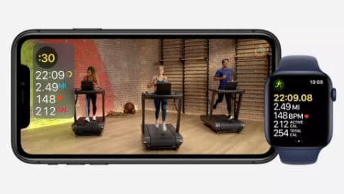 Model Series Apple Watch untuk Fitness +