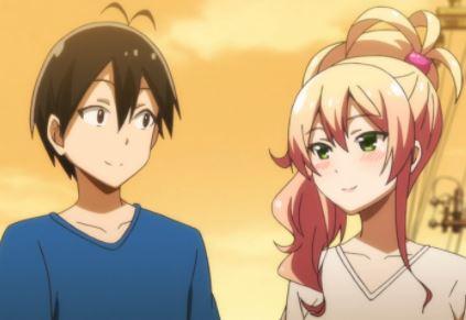 Anime Hajimete no Gal Mirip Horimiya