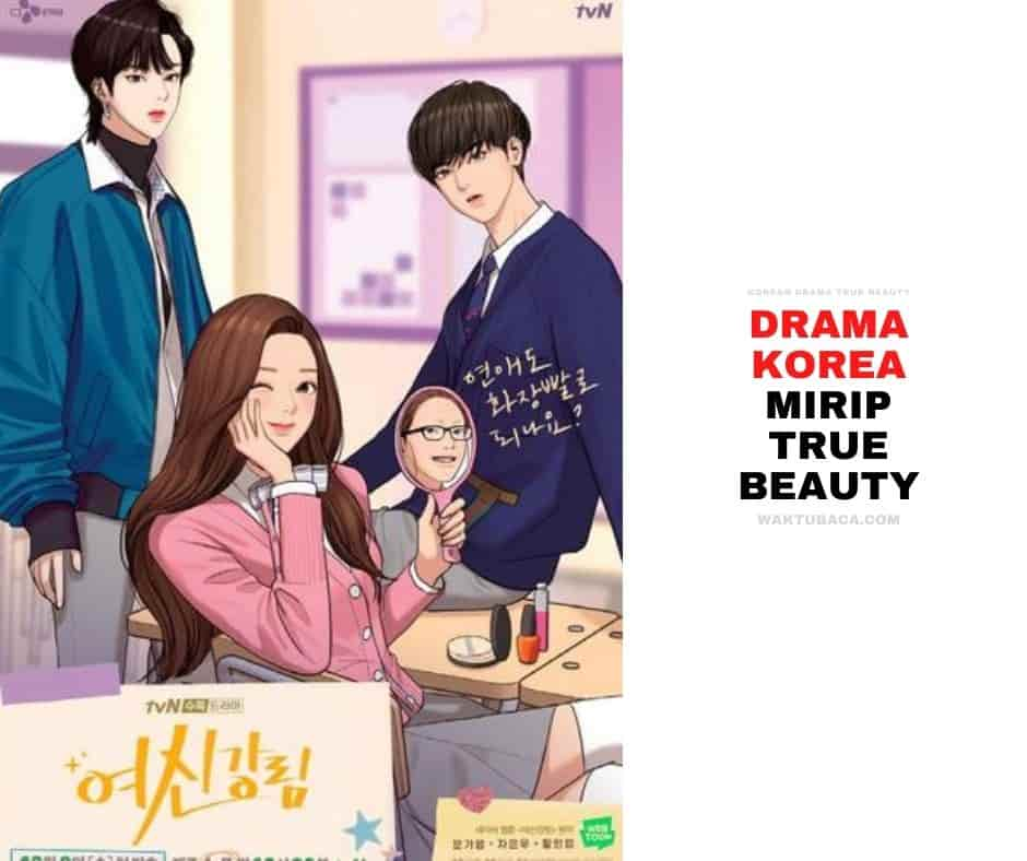 Drama Korea Mirip True Beauty Teromantis