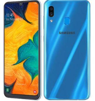 Hp Samsung Galaxy A30 (Full Screen)