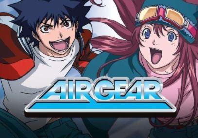 Anime Air Gear