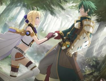 Anime Grancrest Senki