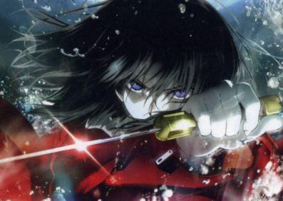 Anime Kara no Kyoukai Movie 3 Tsuukaku Zanryuu
