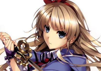 Anime Queen's Blade Vanquished Queens Specials