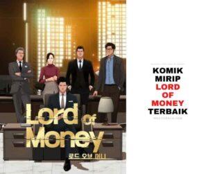 Komik Manhwa Mirip Lord of Money