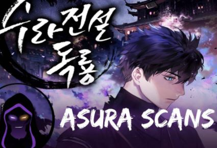 Manhwa Poison Dragon The Legend of an Asura