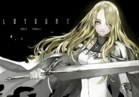 anime Claymore