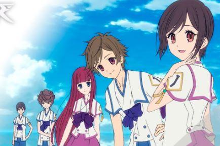 anime Shin Sekai Yori