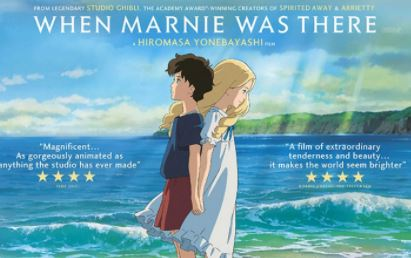 anime When Marnie Was There