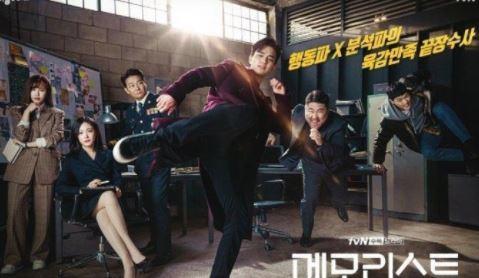 Situs Link Streaming & Download Drama Korea Memorist (2020) Subtitle Indonesia