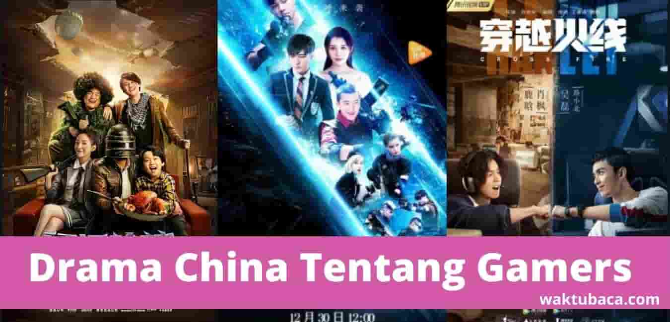 Drama China Tentang Gamers 2021